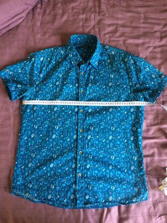 Мужская рубашка фирма Ostin