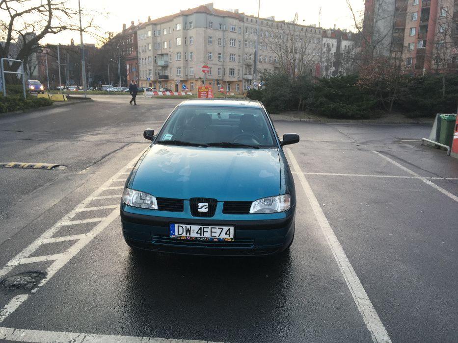Seat Cordoba II 1.4 - mały przebieg Wrocław - image 1