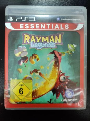 Rayman Legends PS3 Playstation 3