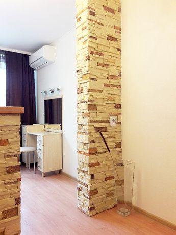 Сдам  1, 2-х комнатную квартиру посуточно с евро ремонтом.