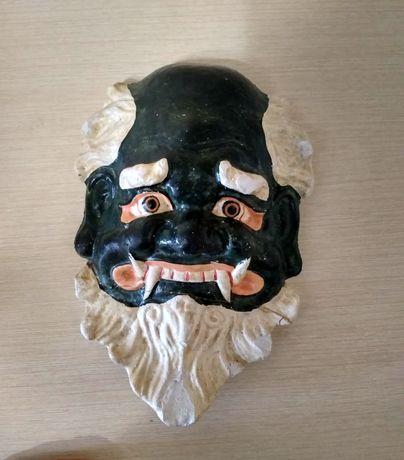 Монгольская маска + Подарок