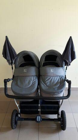 Wózek Jedo Duo Fyn 303 bliźniaki