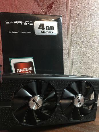 Sapphire RX 470 Nitro 4 gb