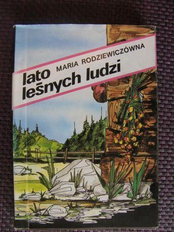 Lato lesnych ludzi -- Maria Rodziewiczowna