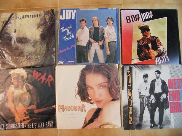 Disco de vinil Singles