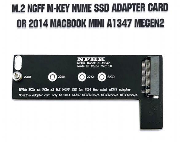 Adaptador SSD para Mac Mini 2014