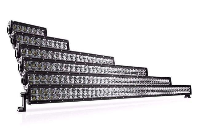 Barras iluminação LED projetor 36w 48w 72w 120w 180w 240w 300w 288w