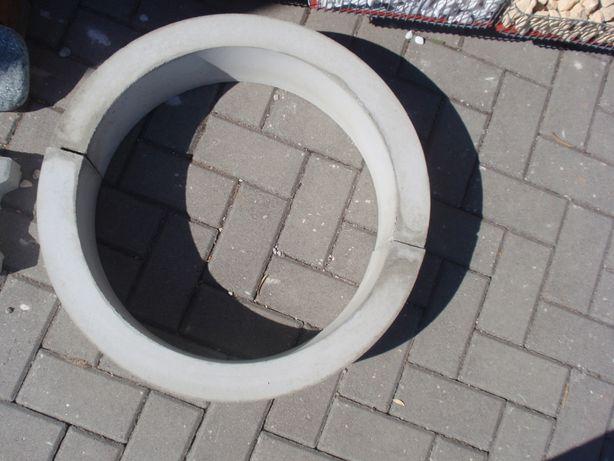 Anéis, lancil, redondos em cimento para arvores