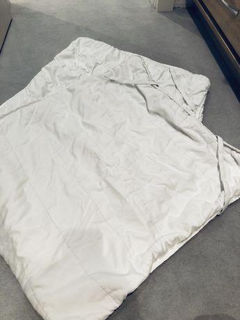 Ochraniacz na łóżko dla dziecka 160x70 Ikea