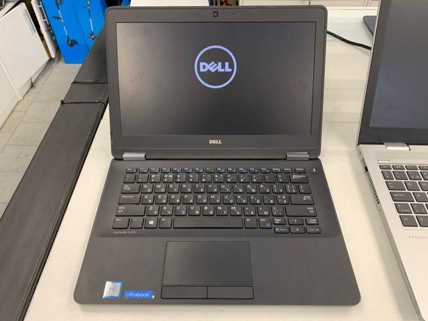 """Ультрабук Dell Latitude e7270 12"""" i5-6300U 4Ram 128SSD HDMI Підсвітка"""