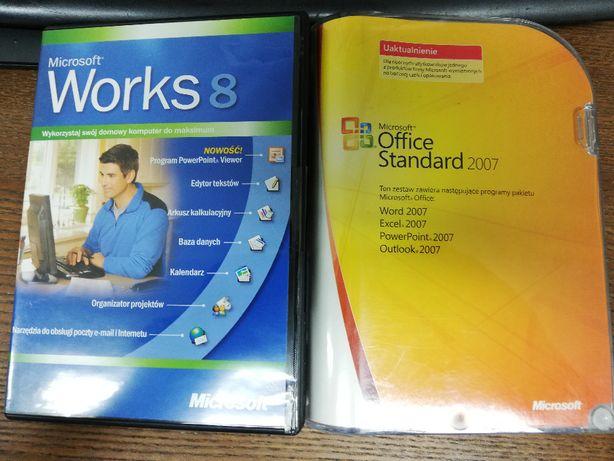 Microsoft Office 2007 Standard Oryginał