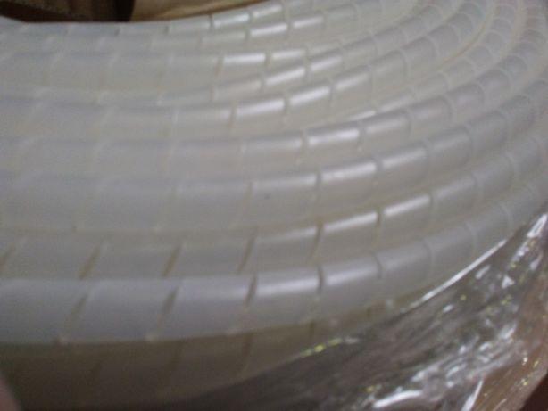 Peszel Organizer Wąż spiralny 12mm WYPRZEDAŻ 4,90 za 10 metrów