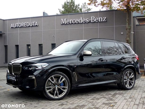 BMW X5 M M50d 400KM Individual SalonPL FV23% 1WŁ Gwarancja 2023!!! Panorama!