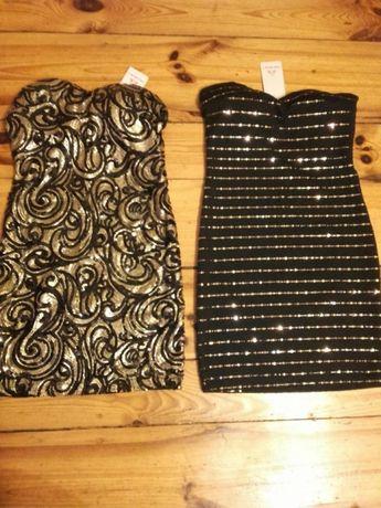 Piękne sukienki L/XL