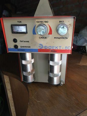 Продам Електролизно водную установку ЕФФЕКТ-80