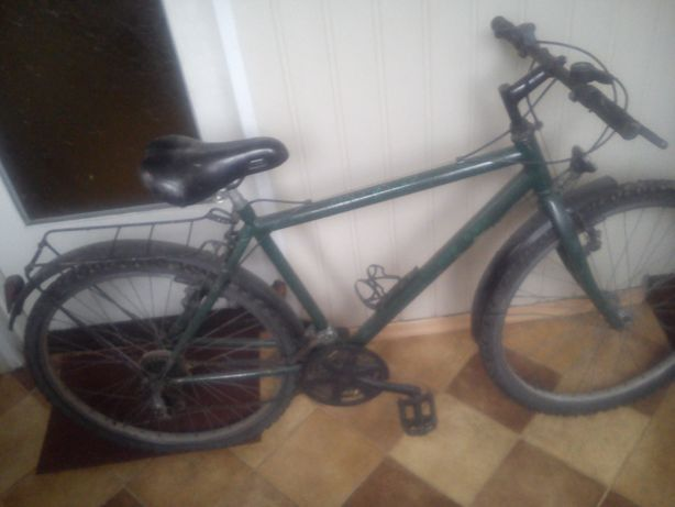 Dwa rowery górskie rama