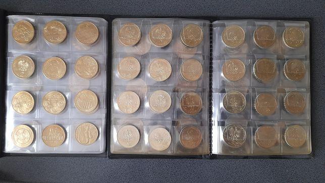 Monety okolicznosciowe 2zl 100szt klaser kolekcja