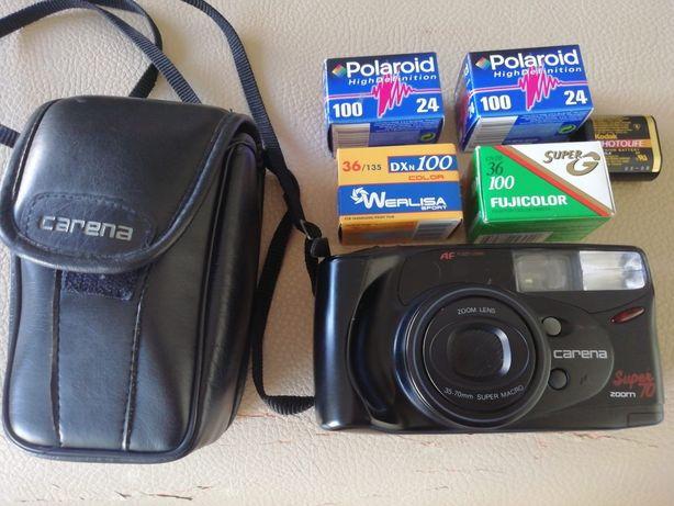 Máquina fotográfica Carena vintage