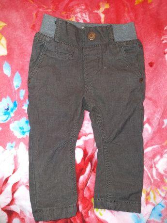 Детские джинсы тёплые