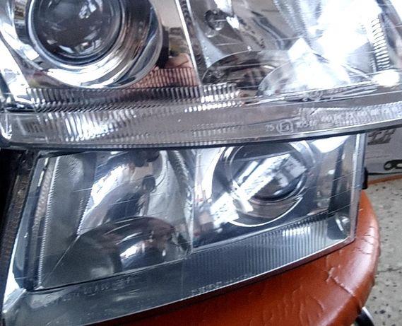 Reflektory Xenon VW Passat B5