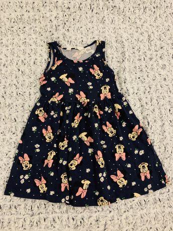 Детские летние платья Минни Маус