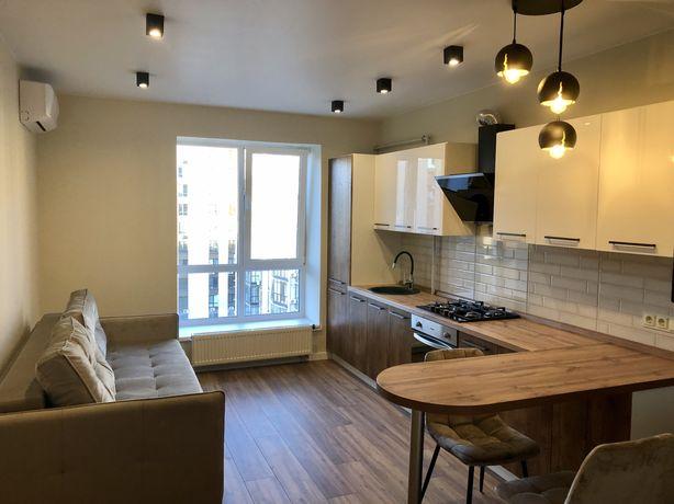 Продам стильную 2-к квартиру в жк Ривер парк на Победе