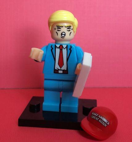 Nowa figurka Donald Trump - oryginalnie zapakowana