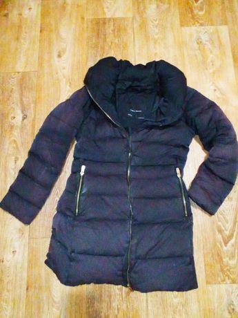 Пальто , куртка зимняя Zara пуховик