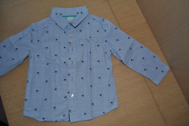 Koszula niemowlęca C&A baby club rozm.86