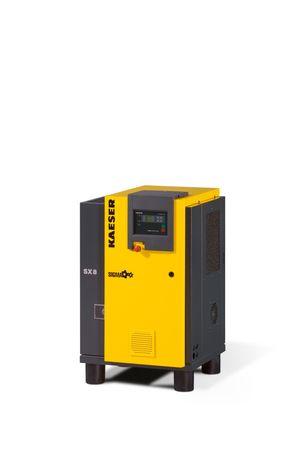 Compressor parafuso kaeser SX8 como novo