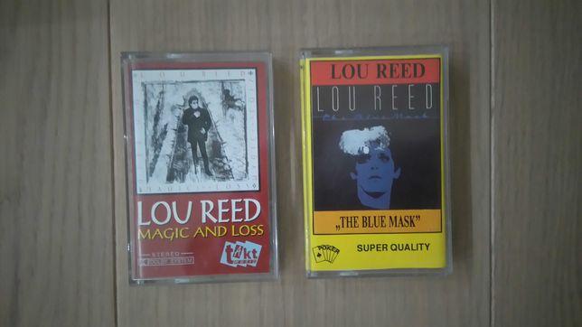 Lou Reed oryginalna kaseta magnetofonowa