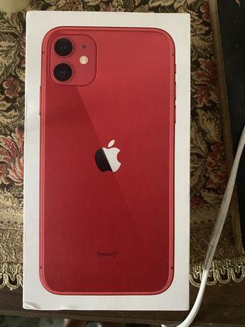 Обміняю Iphone 11 Red 64gb