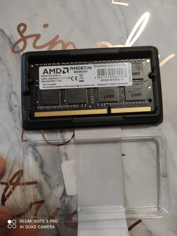 Оперативная память AMD SODIUM