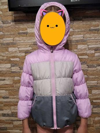 Куртка OshKosh 5 евро зима
