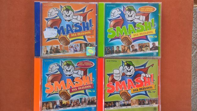 Smash Hits 4CD!! disco dance