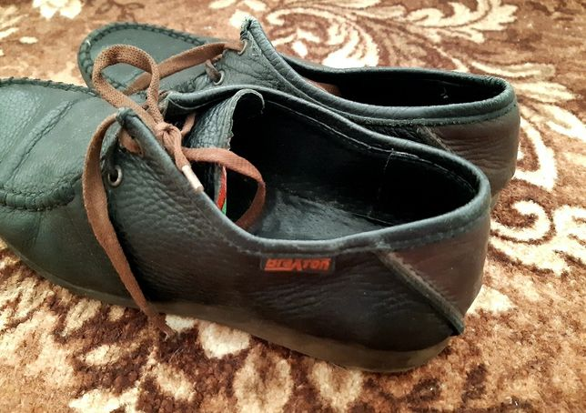 Мокасины туфли кожа  38 р.