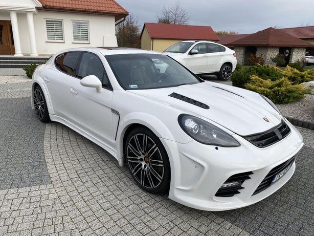 Porsche Panamera jedyna taka w Polsce ! Zamiana ! Fv ! Stan b. Dobry