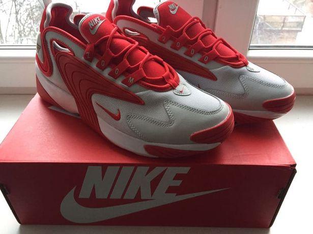 Nike Zoom 2k [Red\White]