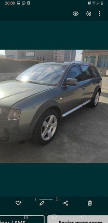 Audi A6 allroad cx aut 290 000km bom estado,ou troco,suv,jipe