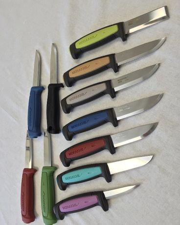 Нож MORAKNIV Basic 546/511/ROBUST/Fiskars/Helikon Tex/Mora/не складной