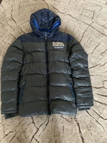 Продам теплую куртку для мальчика
