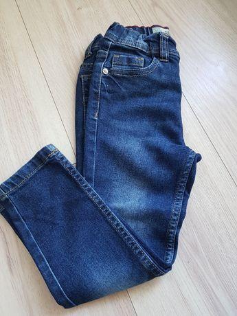 Spodnie dziecięce, 110, 4-5lat, dziewczęce, chłopięce, jeansy, dżinsy
