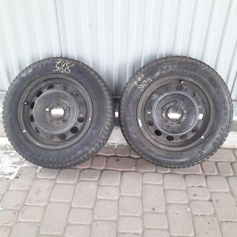 Колеса, диски, шини R15