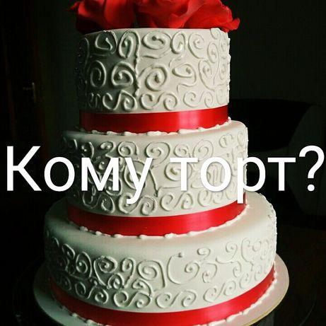 Торты на заказ в Одессе