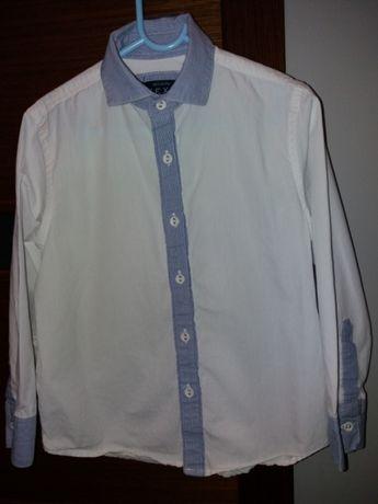 Koszula biała, Next, 116, 6lat