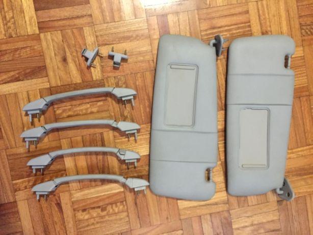 Palas Solares & Puxadores BMW E46