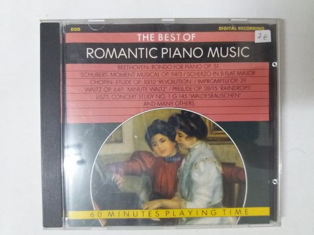 The best of Romantic Piano Music