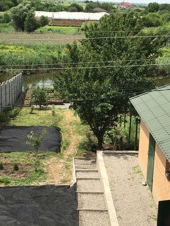 Загородный участок с домом