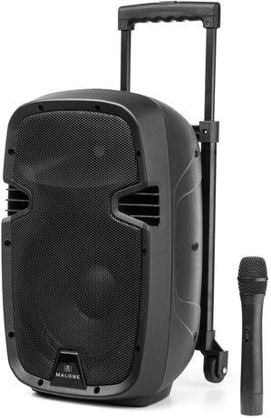Активная колонка Германия АКБ Динамик 25см Хороший звук 500вт