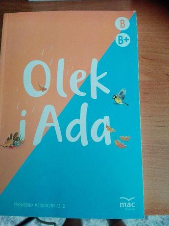 przewodnik metodyczny Olek i Ada - B, B+